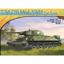 T-34/76 German Army - Scale 1/72 - Dragon - DRN 07316