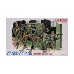 German Cross Of Iron (Eastern Front) - Scale 1/35 - Dragon - DRN 06006