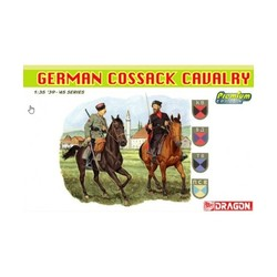 German Cossack Cavalry - Scale 1/35 - Dragon - DRN 06410