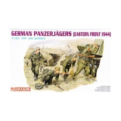 German Panzerjagers (Eastern Front) (Limited) - Scale 1/35 - Dragon - DRN 6058