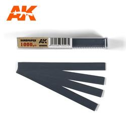 Wet Sandpaper 1000 Grit X 50 Stuks