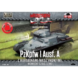 Pz.Kpfw.I - Scale 1/72 - First to Fight - FIS002