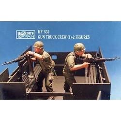 Gun Truck Crew (1) - Scale 1/35 - Hobby Fan - HFN-HF532