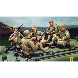 U.S. Marine Corps Lvtp5A1-5 - Scale 1/35 - Hobby Fan - HFN-HF515