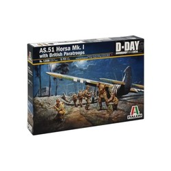 As.51 Horsa Mk.I/Ii - Scale 1/72 - Italeri - ITA-1356