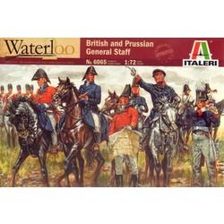 British and Prussian General Staff - Scale 1/72 - Italeri - ITA-6065