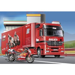 Ducati Race Team W/Bike - Scale 1/24 - Italeri - ITA-3815