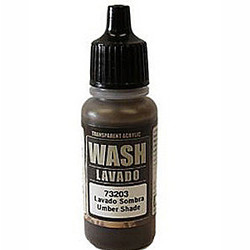 Umber Wash - 17ml - Vallejo - VAL-73203