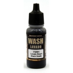 Black Wash - 17ml - Vallejo - VAL-73201