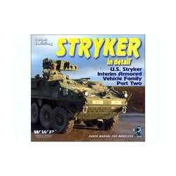 Stryker Icv Variants In Detail Part 2 - WWP 1393019