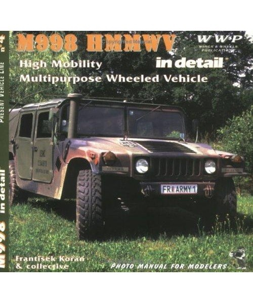 Wings & Wheels Productions M998 Hmmwv Hummer - WWP 1393004