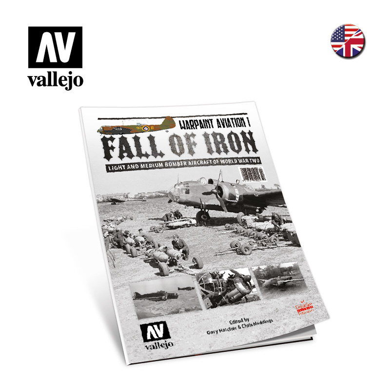 Vallejo Warpaint Armour 1 Armour Of The Eastern Front 1941-1945 - English - Vallejo - VAL-75014