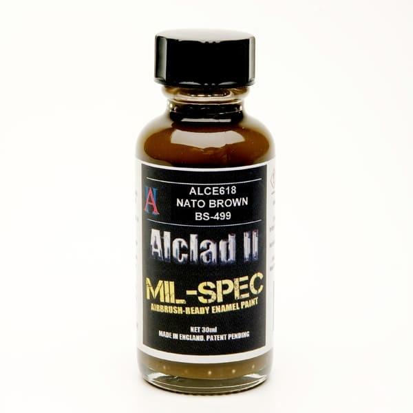 Alclad II Nato Brown - Mil-Spec - 30ml - Alclad II - ALCE618