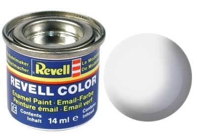 Revell White Gloss - Enamel verf - 14ml - Revell - RV32104