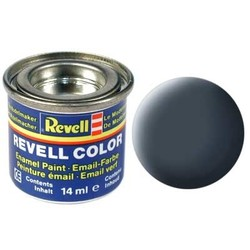 Anthracite Grey Matt - Enamel verf - 14ml - Revell - RV32109