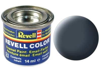 Revell Anthracite Grey Matt - Enamel verf - 14ml - Revell - RV32109