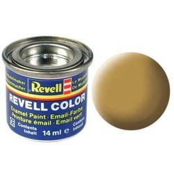 Sandy Yellow Matt - Enamel verf - 14ml - Revell - RV32116