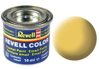 Revell Africa-Brown Matt - Enamel verf - 14ml - Revell - RV32117