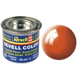 Orange Gloss - Enamel verf - 14ml - Revell - RV32130