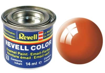 Revell Orange Gloss - Enamel verf - 14ml - Revell - RV32130