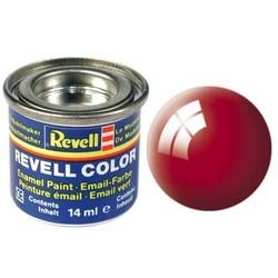 Fiery Red Gloss - Enamel verf - 14ml - Revell - RV32131