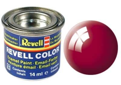 Revell Ferrari Red Gloss - Enamel verf - 14ml - Revell - RV32134