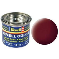 Reddish Brown Matt - Enamel verf - 14ml - Revell - RV32137
