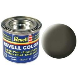 Nato Olive Matt - Enamel verf - 14ml - Revell - RV32146