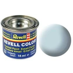 Light Blue Matt - Enamel verf - 14ml - Revell - RV32149