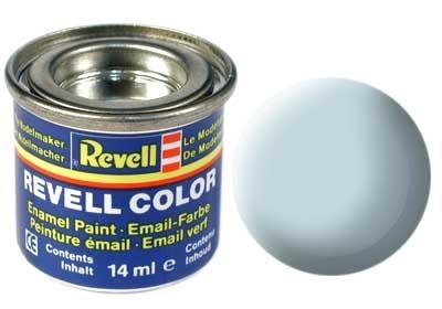 Revell Light Blue Matt - Enamel verf - 14ml - Revell - RV32149