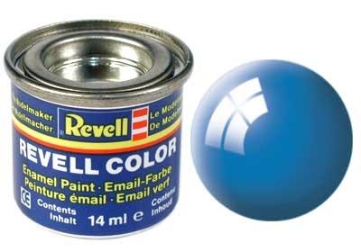 Revell Light Blue Gloss - Enamel verf - 14ml - Revell - RV32150