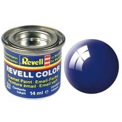 Ultramarine-Blue Gloss - Enamel verf - 14ml - Revell - RV32151