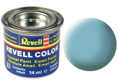 Revell Light Green Matt - Enamel verf - 14ml - Revell - RV32155