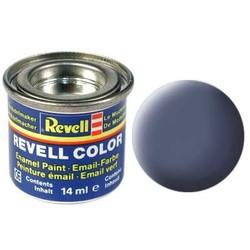 Grey Matt - Enamel verf - 14ml - Revell - RV32157