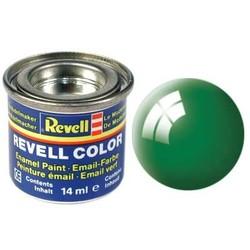 Emerald Green Gloss - Enamel verf - 14ml - Revell - RV32161