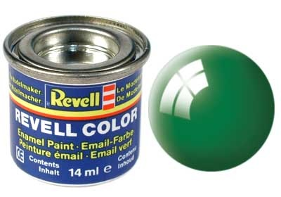 Revell Emerald Green Gloss - Enamel verf - 14ml - Revell - RV32161
