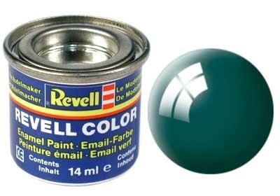 Revell Sea Green Gloss - Enamel verf - 14ml - Revell - RV32162