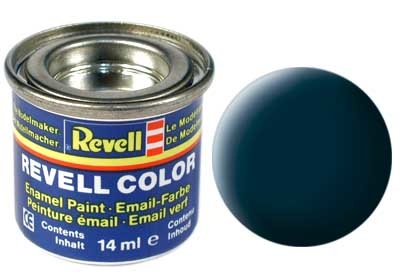 Revell Granite Grey Matt - Enamel verf - 14ml - Revell - RV32169