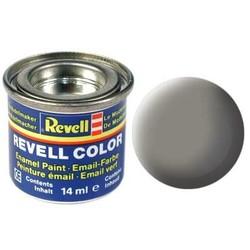 Stone Grey Matt - Enamel verf - 14ml - Revell - RV32175