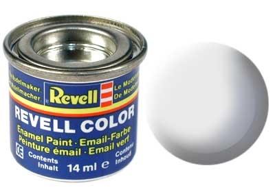 Revell Lightgrey Matt Usaf - Enamel verf - 14ml - Revell - RV32176