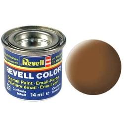 Dark-Earth Matt Raf - Enamel verf - 14ml - Revell - RV32182