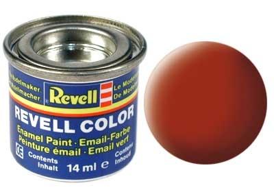 Revell Rust Matt - Enamel verf - 14ml - Revell - RV32183