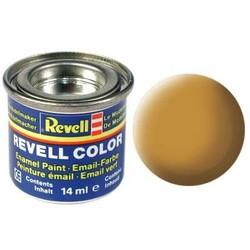 Ochre Brown Matt - Enamel verf - 14ml - Revell - RV32188