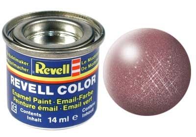 Revell Copper Metallic - Enamel verf - 14ml - Revell - RV32193