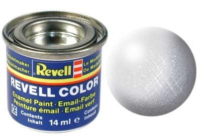 Revell Aluminium Metallic - Enamel verf - 14ml - Revell - RV32199