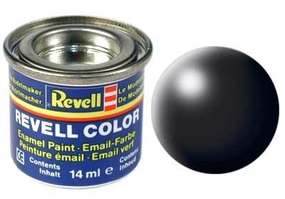 Revell Black Silk - Enamel verf - 14ml - Revell - RV32302