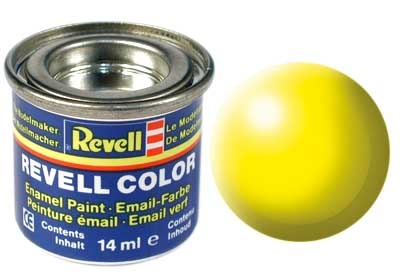 Revell Luminous Yellow Silk - Enamel verf - 14ml - Revell - RV32312