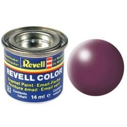 Purple Red Silk - Enamel verf - 14ml - Revell - RV32331