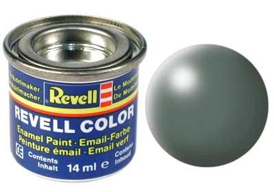 Revell Green Silk - Enamel verf - 14ml - Revell - RV32360