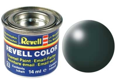Revell Patina Green Silk - Enamel verf - 14ml - Revell - RV32365